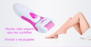 quitadurezas recargable