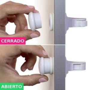 cerradura magnetica armarios